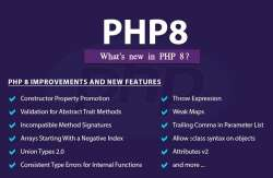 What's new in PHP 8: New Features and Improvements